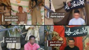 Quatre des sept otages français détenus au Sahel