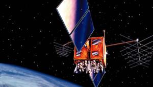 Satellite de navigation.