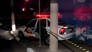 TF1/LCI : une voiture de police mitraillée à Sao Paulo, lors d'une série d'attaques du crime organisé contre les autorités