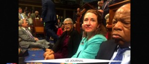 """Tuerie d'Orlando : """"Sit-in"""" inédit des démocrates en session parlementaire au Congrès"""
