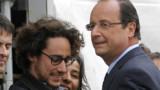 """Pour Thomas Hollande, Trierweiler a """"détruit l'image normale"""" de son père"""