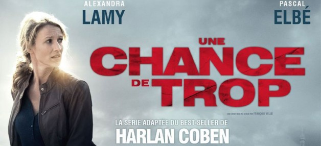 UNE CHANCE DE TROP : gagnez le livre dédicacé par Harlan Coben