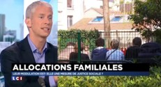 Allocations familiales : la réforme divise, à gauche comme à droite, on s'accuse de tous les maux