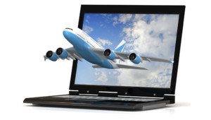comparateur avion ordinateur billet internet