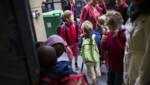 école rentrée sortie cartable élève