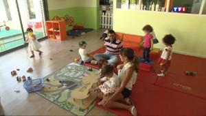 Le 13 heures du 9 septembre 2014 : A Montpellier, les parents gal�nt pour trouver une place en cr�e - 899.3680216369628