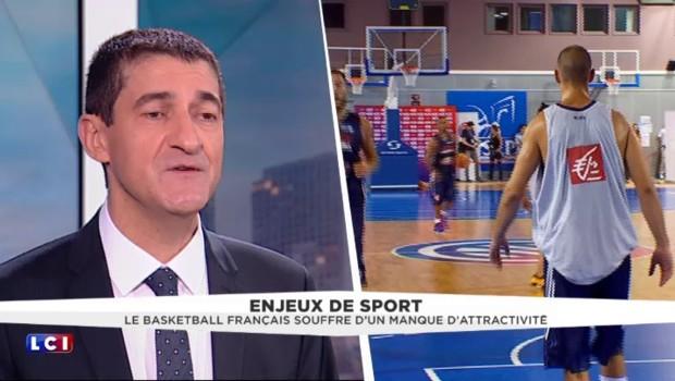 Le basketball, 2e sport collectif en France, en mal de reconnaissance