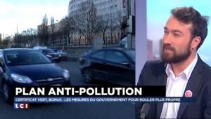 Plan anti-pollution à Paris : les principales mesures
