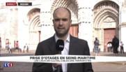 Prêtre égorgé à Saint-Étienne-du-Rouvray : à Rouen, la messe dédiée au père Jacques Hamel