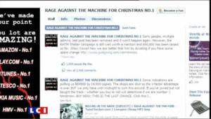 Rock n' roll contre télé-réalité : Facebook arbitre