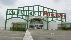 TF1/LCI Hypermarché cambriolé