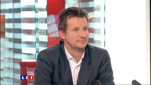 """Yannick Jadot : """"Oui, on peut dire que Nicolas Hulot c'est un peu mon DSK"""""""
