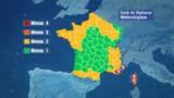 Alerte orange au vent violent dans le Sud-Est et en Corse