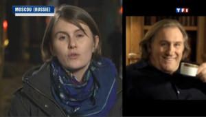 "Depardieu se transforme en ""apparatchik"""