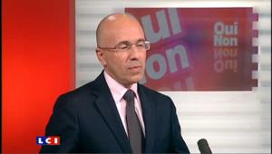 """Eric Ciotti """" Nul besoin d'attaquer Hollande, ses alliés s'en chargent """""""