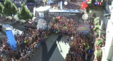 Le 20 heures du 29 août 2015 : L'ultra trail du Mont Blanc, la randonnée de l'extrême - 1949