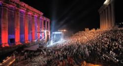 Le festival de Baalbeck au Liban