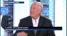 "Loi Taubira : Mariton estime que Sarkozy n'est ""pas clair"""