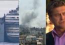 Parmi les 5 infos du week-end du 26/27 juillet 2014, le Consta Concordia à Gênes, la crise toujours à Gaza et la mort de Thierry Redler.