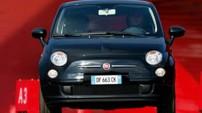 FIAT 500 1.4 16V 100 ch S&S Lounge - 2012