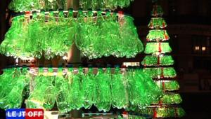 photo sapin illuminations ecolos