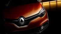 Renault Captur 2013 teaser