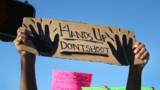 Etats-Unis : nouvelles marches contre les violences policières faites aux Noirs