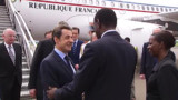 Sarkozy au Rwanda pour tourner la page