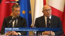 A Varsovie, Michel Sapin appelle à une approche commune en Europe