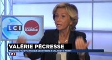 """Crise migratoire : """"Il n'y a pas que des Syriens à Calais et à Paris"""" assure Pécresse"""