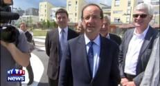 Hollande fête ses 60 ans : les différents looks du Président