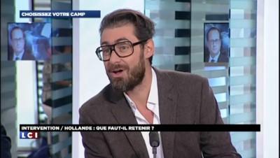 Hollande sur TF1 : les éditorialistes donnent leur note