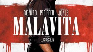 L'affiche du film Malavita consacrée à Robert De Niro