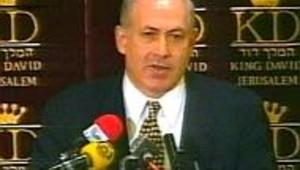 La riposte de Netanyahou