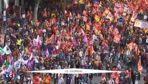 Loi Travail : une manifestation sous surveillance autour de la place de la Bastille