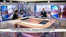 Nathalie Arthaud est l'invitée politique de la matinale