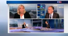"""Pour Marine Le Pen, le FN ne peut pas se """"passer de la sagesse et de l'expérience"""" de son père"""