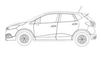 Renault Captur 2013 Scoop