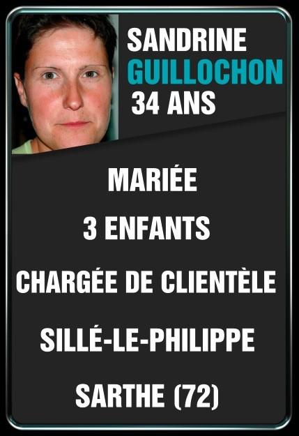 Sandrine GUILLOCHON