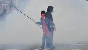 strasbourg otan manifestants
