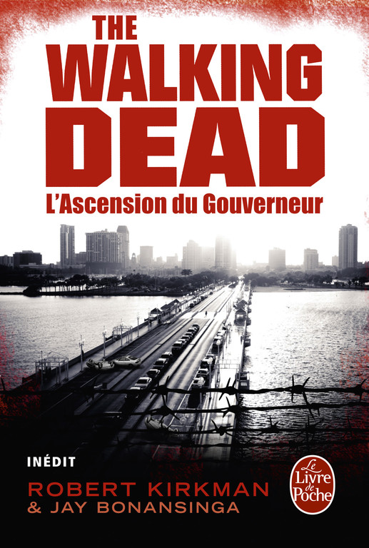 The walking dead l'ascencion du gouverneur