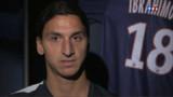 Zlatan Ibrahimovic passe à côté d'un prix... littéraire