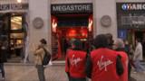 Virgin Megastore : le dépôt de bilan aura lieu mercredi