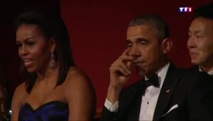 Aretha Franklin émeut Barack Obama aux larmes