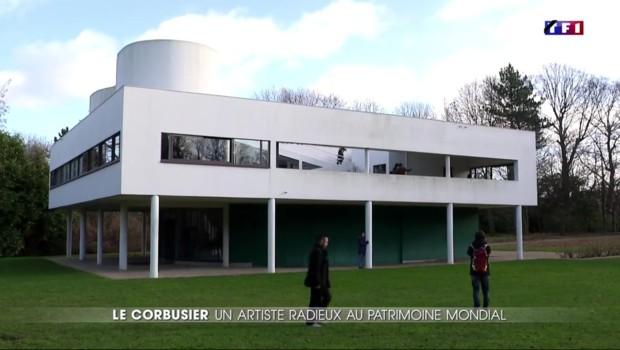 17 bâtiments de Le Corbusier entrent au patrimoine mondial de l'humanité