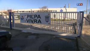A l'usine Pilpa, le combat continue pour éviter la fermeture