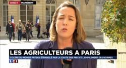 """Agriculteurs en colère : """"La marge de manoeuvre très étroite"""", la FNSEA rencontre Valls"""