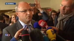"""Castelain élu président de Lille Métropole : """"Au travail !"""""""