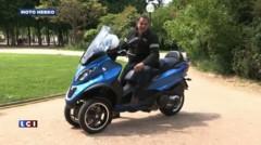 Essai Vidéo Scooter Piaggio MP3 500 2014 Moto Hebdo 24 mai