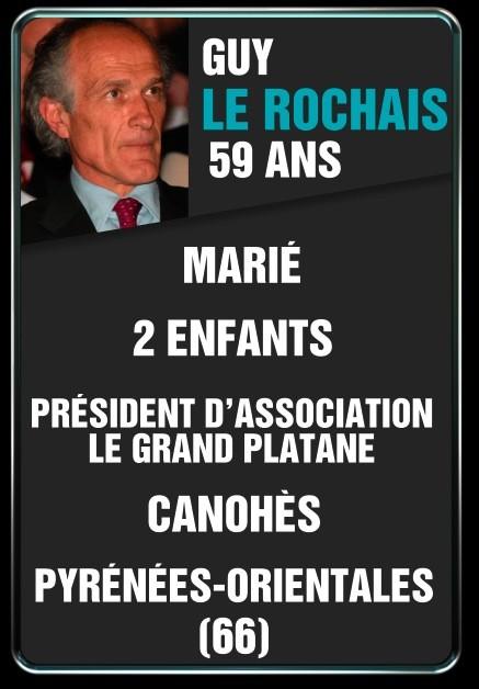 Guy LE ROCHAIS